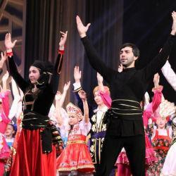 Фестиваль «Наш Дом — Татарстан» завершился масштабным концертом