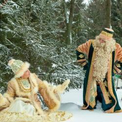 Кыш Бабай оказался вторым по популярности Дедом Морозом страны