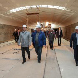 Казанцев позвали на слушания по территории возле метро