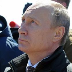 В Челябинской области установили скульптуру Путина (ФОТО)