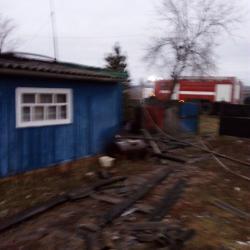 В Татарстане подожгли дом, погиб хозяин