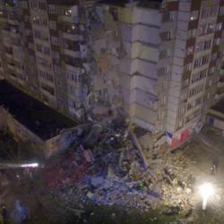 Обрушение дома в Ижевске: шесть погибших, газ или перепланировка, звонки о минировании, два уголовных дела