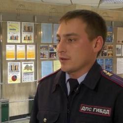 Президент РТ наградит медалью инспектора ГИБДД, который задержал военного следователя