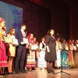 В Казани назвали победителей республиканского фольклорного конкурса «Народы Поволжья»