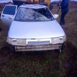 В Татарстане автомобиль вылетел в реку, три человека погибли и один пропал (ФОТО)