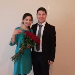 Учитель татарского сделал предложение девушке на новоселье в «Салават купере»