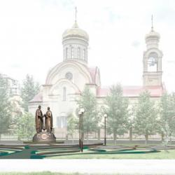 В столице Татарстана появится памятник святым Петру и Февронии
