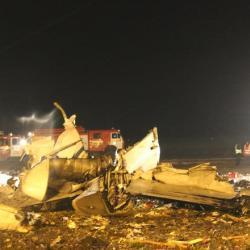 В Казани почтили память жертв авиакатастрофы 2013 года (ВИДЕО)