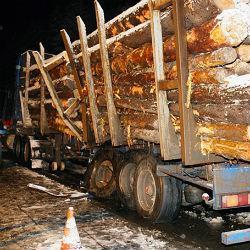 Крупная авария: арестованы арендатор и водитель лесовоза из Татарстана (ФОТО)