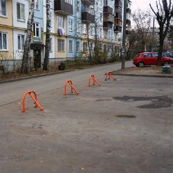 Кому разрешены парковочные блокираторы в Татарстане