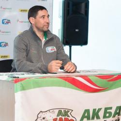 Данис Зарипов: возвращение в «Ак Барс» получилось трудным