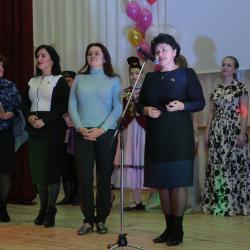 В поселке Вознесенское отметили юбилей Дома культуры