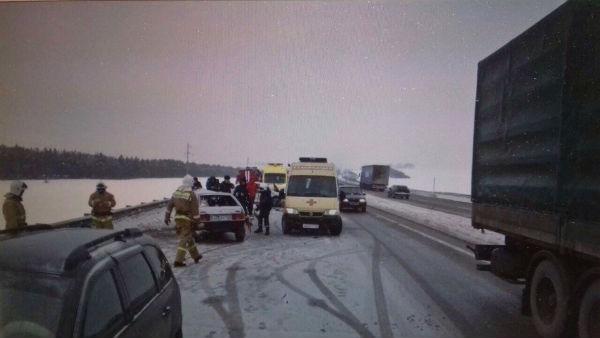 Стали известны подробности жуткой аварии в Татарстане: погибли двое (ФОТО)