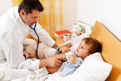 Вызов врача на дом в Москве