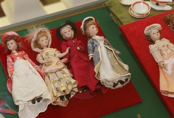 Казанцы вспомнили про игрушки своего детства