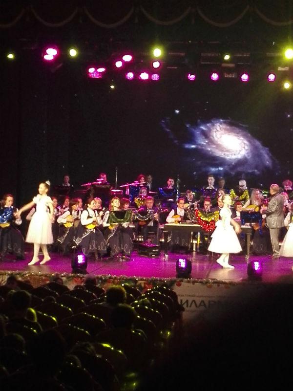 В Татарской филармонии господствуют сказки и юные зрители