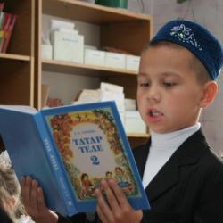 Минобрнауки РТ: 70 процентов школьников РТ выбрали татарский для изучения на уроках родного языка