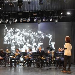 «Татарская самба» прозвучит в клипе Филармонического джаз-оркестра