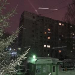 Почему небо в Набережных Челнах стало сиреневым