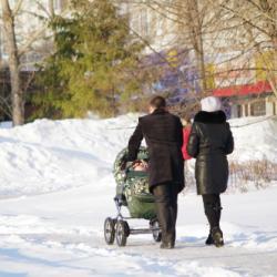 Молодая женщина в Татарстане ищет детей, которых увез бывший муж
