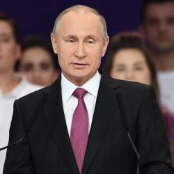 Путин объявил об участии на выборах в Президенты России