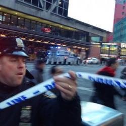 В центре Нью-Йорка на Манхэттене произошел взрыв (ВИДЕО)