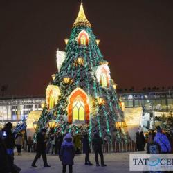 Новый год-2018 в Казани: афиша мероприятий