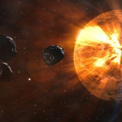 Ночью Земля войдет в мощный метеорный поток