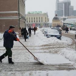 За декабрь в Казани выпала двойная норма осадков