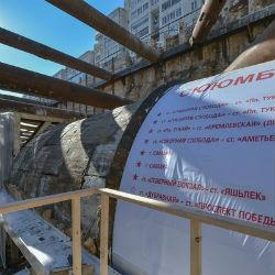 Вторая ветка казанского метро: конечная остановка за миллиард возле ИКЕА