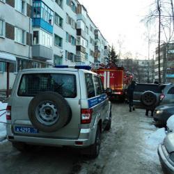В Казани в огне погибли мать и сын