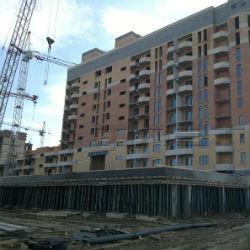 Стало известно когда будет сдан проблемный жилой комплекс МЧС (ВИДЕО)