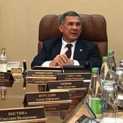 Рустам Минниханов о татарском языке: «Здесь большая недоработка с нашей стороны»