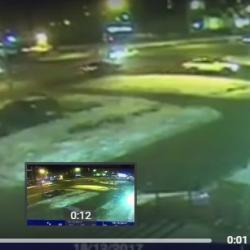 В Казани появилось ВИДЕО страшного ДТП на Чистопольской
