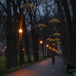На благоустройство 68 парков и скверов в Татарстане затрачено более 3,45 млрд рублей