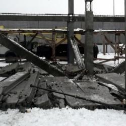 В Татарстане бетонная плита насмерть раздавила двоих рабочих