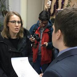Ксения Собчак на открытии штаба в Казани обещала «больше свободы для Татарстана»