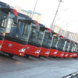 Схема движения общественного транспорта в новогодние каникулы