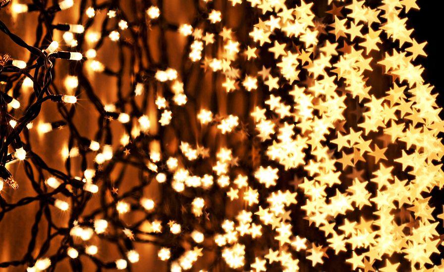 Гирлянды новогодние для вашего настроения