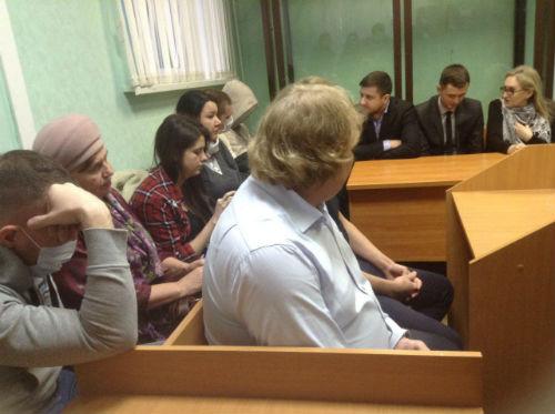 В Казани суд оглашает приговор братьям-автоподставщикам