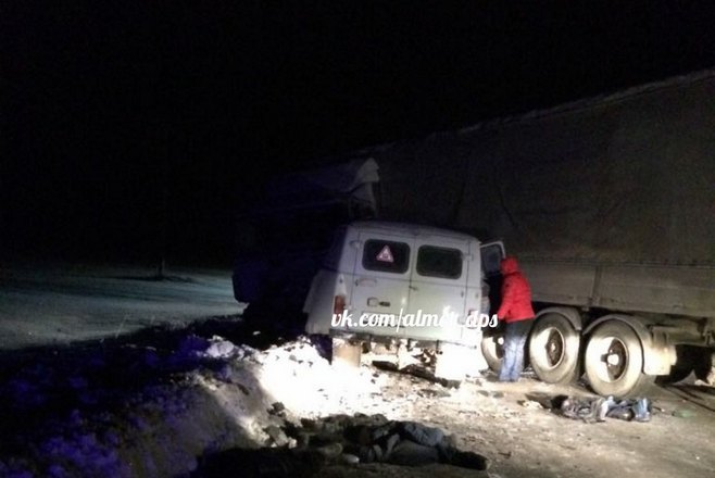 Появились ФОТО с места смертельной аварии в Татарстане