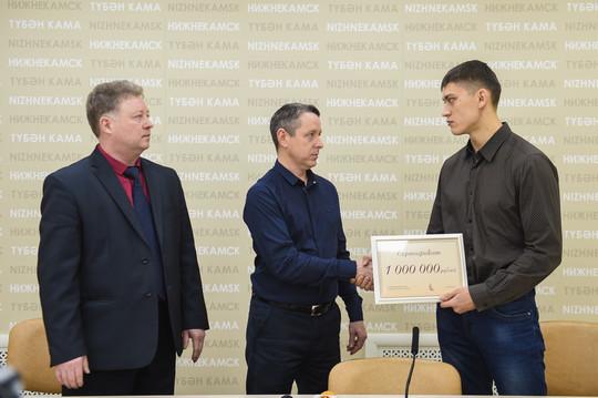 В Нижнекамске информатор по делу убийцы лыжницы отказался от награды в 1 млн рублей (ФОТО)