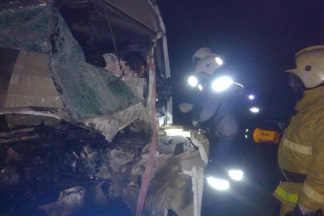 В Пестречинском районе разбился водитель «Мерседеса» (ФОТО)