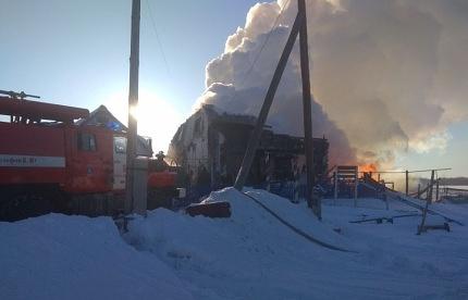 Пять детей погибло в частном дома в Омской области (ФОТО)