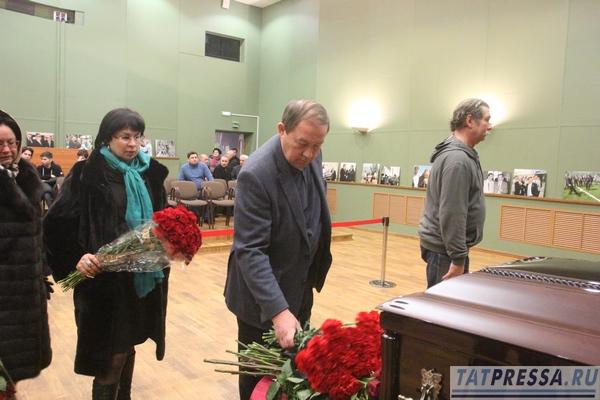Татарстан простился с фотохудожником Михаилом Козловским (ФОТОРЕПОРТАЖ)