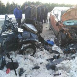 9 жертв за 5 дней: Массовые ДТП на дорогах Татарстана (ВИДЕО)