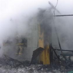 Озвучены три возможные причины пожара в Татарстане, в котором погибли дети