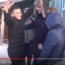 Осужденный за изнасилование Шурыгиной Сергей встретился на свободе с мамой (ВИДЕО)