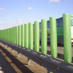 На трассах в Татарстане появились противоослепляющие экраны