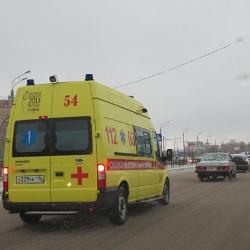 В Татарстане поизшло ДТП с участием «скорой», пострадала фельдшер